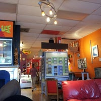 Photo taken at The International Boba House & Internet Cafe by Lawrence S. on 8/14/2012