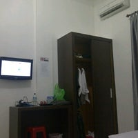 Photo taken at Wisma Merlin Rantau Prapat by J J. on 1/18/2012