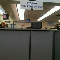 Photo taken at Department of Motor Vehicles by Celin C. on 1/28/2012