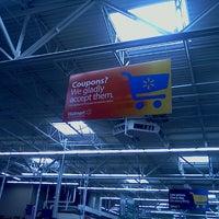 Photo taken at Walmart Supercenter by Ginny K. on 12/10/2011
