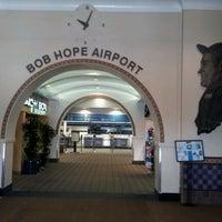 Photo taken at Bob Hope Airport (BUR) by Marsha C. on 7/24/2012