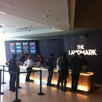 Photo taken at Landmark Theatres by Ed K. on 3/11/2011