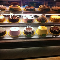 Photo taken at Leona's Cakes & Pastries by Frances Mae F. on 2/19/2012