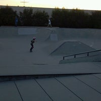 Photo taken at South County Skate Park by Carole Z. on 11/27/2011