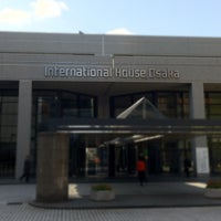 Photo taken at Osaka International House by TAQ on 11/15/2011