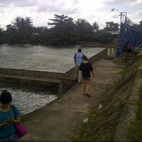 Photo taken at Bendungan Pice by Budianto H. on 12/30/2011