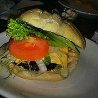Photo taken at Sunny's Burger Joint by Agus on 10/29/2011