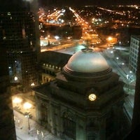 Photo taken at Hyatt Regency Buffalo / Hotel and Conference Center by Brian J. on 1/30/2012