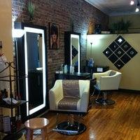 Photo taken at J. Kelley Salon by Heather Z. on 9/2/2011