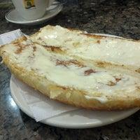 Photo taken at Mondego Padaria & Restaurante by Gregory D. on 6/26/2012