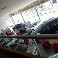 Photo taken at Nissan Geisha La Villa by Juan Manuel T. on 2/29/2012