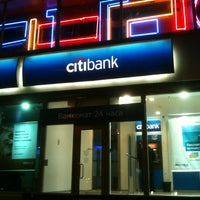 Photo taken at Ситибанк by Marina . on 10/21/2011