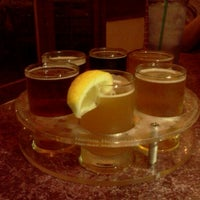 Photo taken at San Pedro Brewing Company by Gabby A. on 9/2/2011