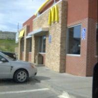 Photo taken at McDonald's by David H. on 5/3/2012