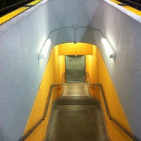Photo taken at Orinda BART Station by Matt H. on 7/10/2011