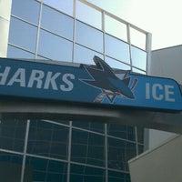 Photo taken at Sharks Ice at San Jose by Raudel W. on 9/9/2011
