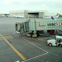 Photo taken at Gate B14 by Big D. on 11/1/2011