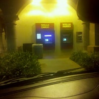 Photo taken at Wells Fargo Bank - La Costa by Robert W. on 1/28/2012