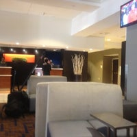 Photo taken at Courtyard Houston Downtown /Convention Center by Joey L. on 7/28/2012
