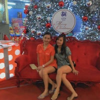 Photo taken at SM City Sucat by rache T. on 12/7/2011