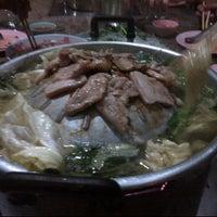 Photo taken at ไพลิน หมูกระทะ by Ohm Ohm O. on 11/13/2011