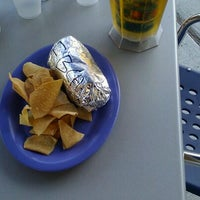 Photo taken at Burrito Boarder by Corey W. on 9/10/2011