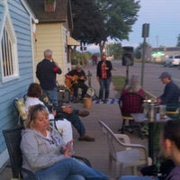 Photo taken at The Shoreline Pub by Dustin F. on 9/5/2011