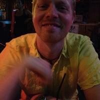 Photo taken at Fiction Bar by matthew s. on 3/24/2012