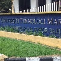 Photo taken at Universiti Teknologi MARA (UiTM) by Wan H. on 6/30/2012