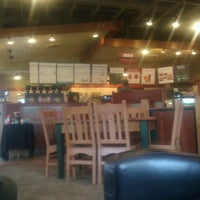 Photo taken at Caribou Coffee by Heidi G. on 9/1/2011