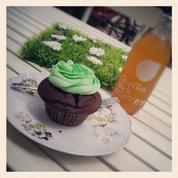Photo taken at Cupcake Berlin by Danielle B. on 6/20/2012