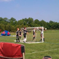Photo taken at SYA Sports Park by John P. on 5/26/2012