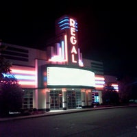 Photo taken at Regal Cinemas Bel Air Cinema 14 by Alex L. on 8/24/2011