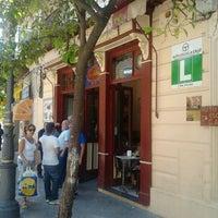 Photo taken at Bar La Moderna by Maria M. on 9/5/2011