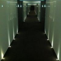 Photo taken at Sheraton Lisboa Hotel & Spa by Olivier B. on 3/30/2011