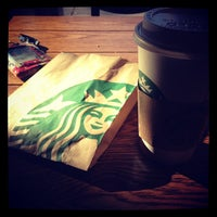Photo taken at Starbucks by Katt K. on 11/21/2011