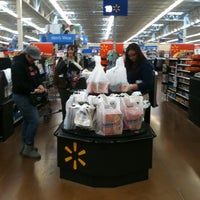 Photo taken at Walmart Supercenter by rOY A. on 3/13/2011