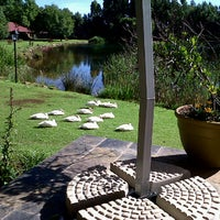 Photo taken at Critchley Hackle Lodge Dullstroom by Chantel B. on 1/20/2012