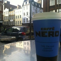 Photo taken at Caffè Nero by Perlorian B. on 3/25/2012