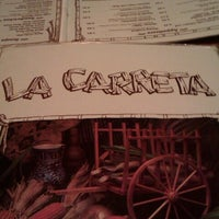 Photo taken at La Carreta by Ed G. on 8/19/2012