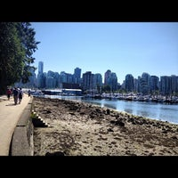 Photo taken at Stanley Park by Jade A. on 9/1/2012