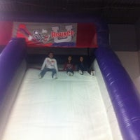 Photo taken at Bounceu Fishers by Big M. on 1/4/2012