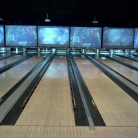 Photo taken at Striker Casual Bowling by Mayara M. on 9/11/2011
