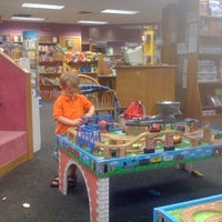 Photo taken at The Booksellers at Laurelwood by Raquel M. on 4/15/2011