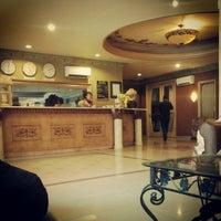 Photo taken at Hotel Bintang Baru by ghozali n. on 7/20/2012