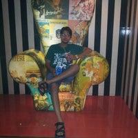Photo taken at PVR Naraina by Gaurav P. on 7/22/2012