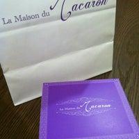 Photo taken at La Maison du Macaron by Katherine C on 6/27/2012