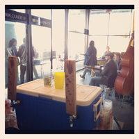 Photo taken at Wix Lounge by Bryan H. on 8/25/2012