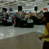 Photo taken at Walmart Supercenter by Yolanda P. on 5/5/2012