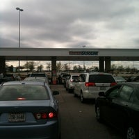 Photo taken at Costco Gas by Dionne A. on 3/25/2012